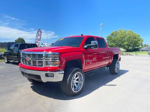 2015 Chevrolet Silverado 1500 for sale at Bagwell Motors in Lowell AR