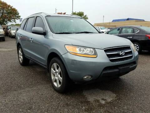 2008 Hyundai Santa Fe for sale at Buy Here Pay Here Lawton.com in Lawton OK