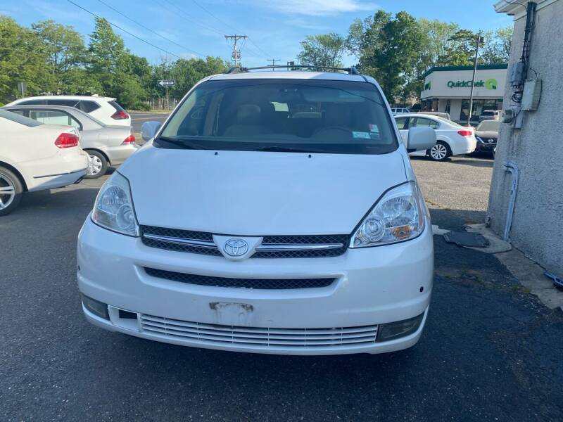 2005 Toyota Sienna for sale at Union Avenue Auto Sales in Hazlet NJ