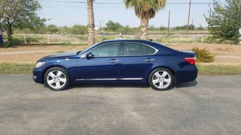 2011 Lexus LS 460 for sale at Ryan Richardson Motor Company in Alamogordo NM