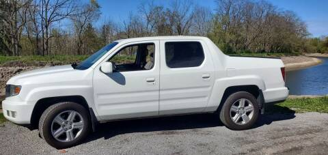 2010 Honda Ridgeline for sale at Auto Link Inc in Spencerport NY