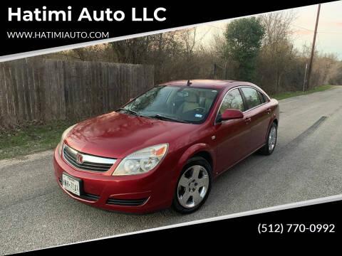 2009 Saturn Aura for sale at Hatimi Auto LLC in Austin TX