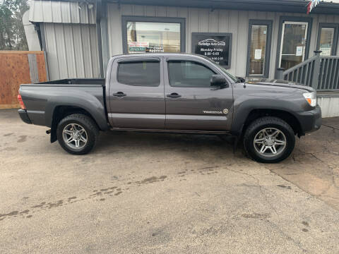 2013 Toyota Tacoma for sale at Rutledge Auto Group in Palestine TX