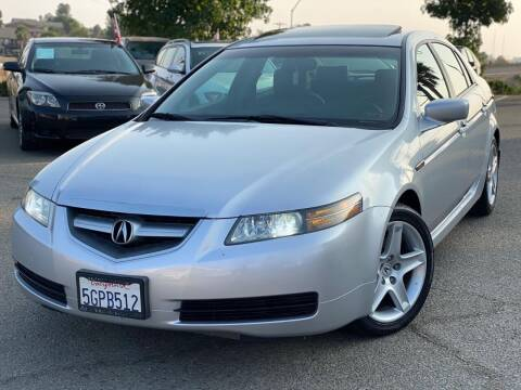 2004 Acura TL for sale at Gold Coast Motors in Lemon Grove CA
