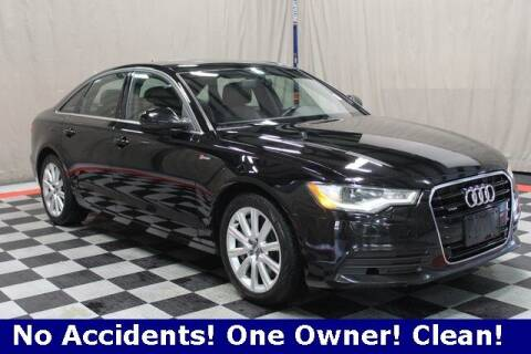 2013 Audi A6 for sale at Vorderman Imports in Fort Wayne IN