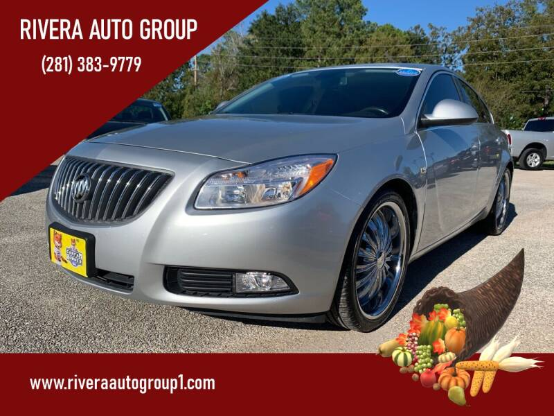 2011 Buick Regal for sale at Rivera Auto Group in Spring TX