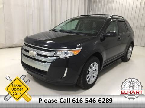 2013 Ford Edge for sale at Elhart Automotive Campus in Holland MI