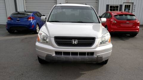 2005 Honda Pilot for sale at DISCOUNT AUTO SALES in Johnson City TN