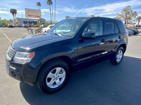 2011 Suzuki Grand Vitara for sale at Charlie Cheap Car in Las Vegas NV