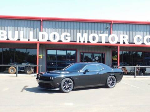 2020 Dodge Challenger for sale at Bulldog Motor Company in Borger TX