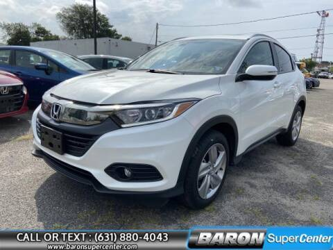 2020 Honda HR-V for sale at Baron Super Center in Patchogue NY