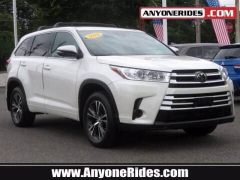 2018 Toyota Highlander for sale at ANYONERIDES.COM in Kingsville MD