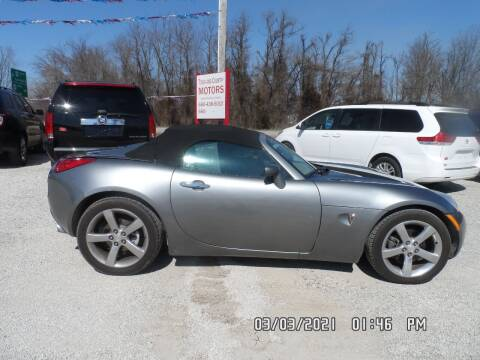 2006 Pontiac Solstice for sale at Town and Country Motors in Warsaw MO