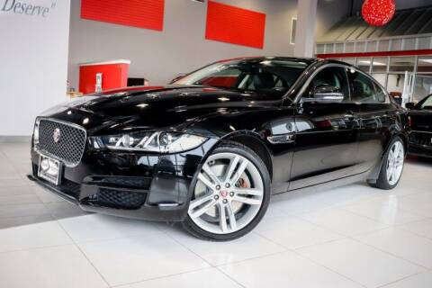 2017 Jaguar XE for sale at Quality Auto Center in Springfield NJ