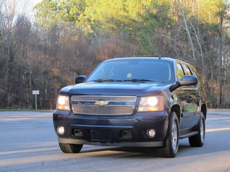 2007 Chevrolet Tahoe for sale at Best Import Auto Sales Inc. in Raleigh NC