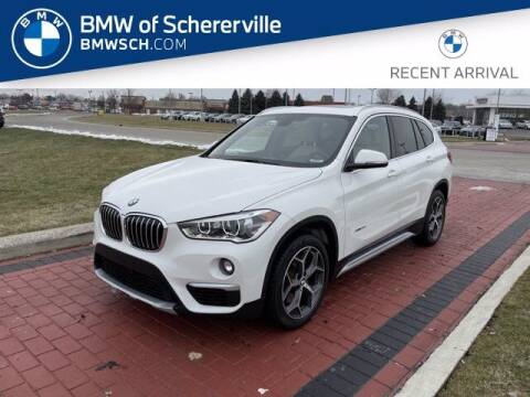 2017 BMW X1 for sale at BMW of Schererville in Shererville IN