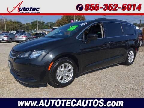 2020 Chrysler Voyager for sale at Autotec Auto Sales in Vineland NJ
