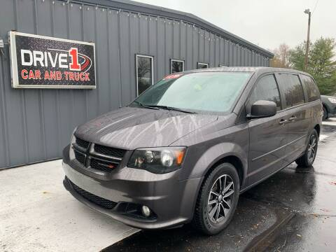 2016 Dodge Grand Caravan for sale at Drive 1 Car & Truck in Springfield OH