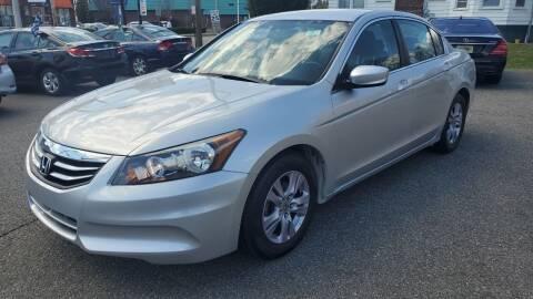 2012 Honda Accord for sale at Citi Motors in Highland Park NJ