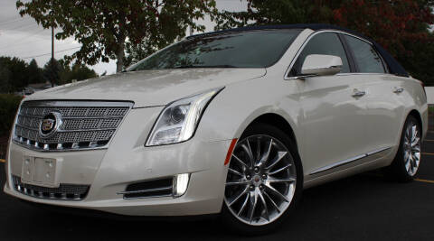2013 Cadillac XTS for sale at J.K. Thomas Motor Cars in Spokane Valley WA