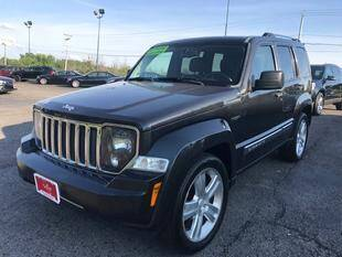 2011 Jeep Liberty for sale at FUSION AUTO SALES in Spencerport NY