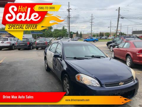 2007 Chevrolet Impala for sale at Drive Max Auto Sales in Warren MI