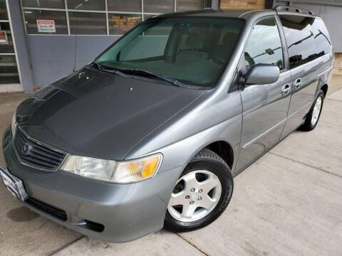 2001 Honda Odyssey for sale at Car Planet Inc. in Milwaukee WI