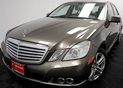 2011 Mercedes-Benz E-Class for sale at CarNova in Stafford VA
