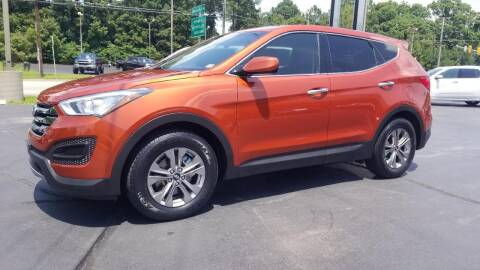 2016 Hyundai Santa Fe Sport for sale at Whitmore Chevrolet in West Point VA