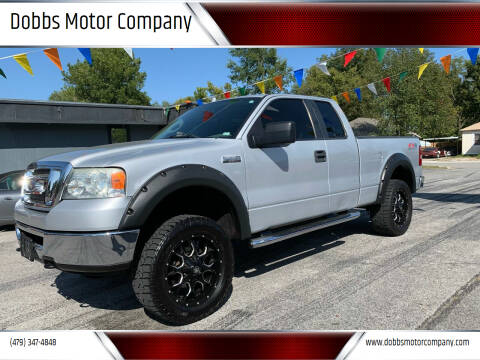 2008 Ford F-150 for sale at Dobbs Motor Company in Springdale AR