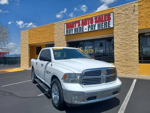 2017 RAM Ram Pickup 1500 for sale at Marys Auto Sales in Phoenix AZ