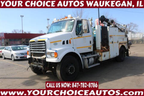 2009 Sterling L7500 Series for sale at Your Choice Autos - Waukegan in Waukegan IL