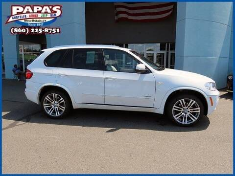 2012 BMW X5 for sale at Papas Chrysler Dodge Jeep Ram in New Britain CT