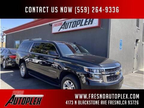2017 Chevrolet Suburban for sale at Fresno Autoplex in Fresno CA