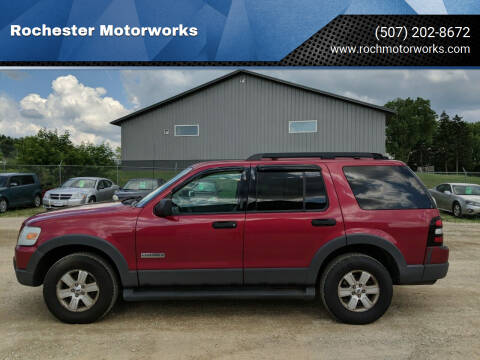 2006 Ford Explorer for sale at Rochester Motorworks in Rochester MN