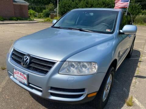 2005 Volkswagen Touareg for sale at Hilton Motors Inc. in Newport News VA