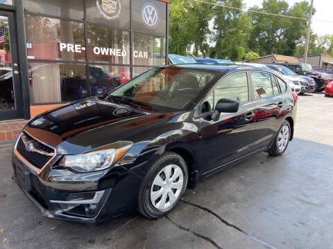 2015 Subaru Impreza for sale at Kings Auto Group in Tampa FL