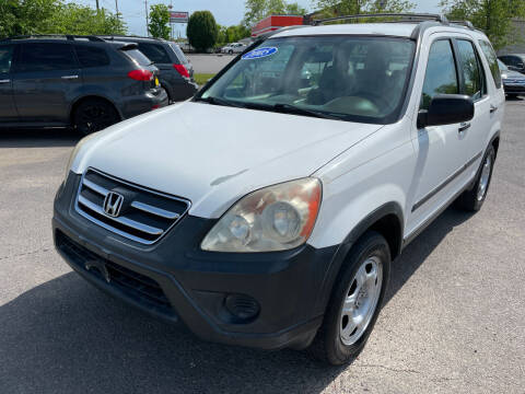 2005 Honda CR-V for sale at Diana Rico LLC in Dalton GA