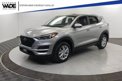 2020 Hyundai Tucson for sale at Stephen Wade Pre-Owned Supercenter in Saint George UT