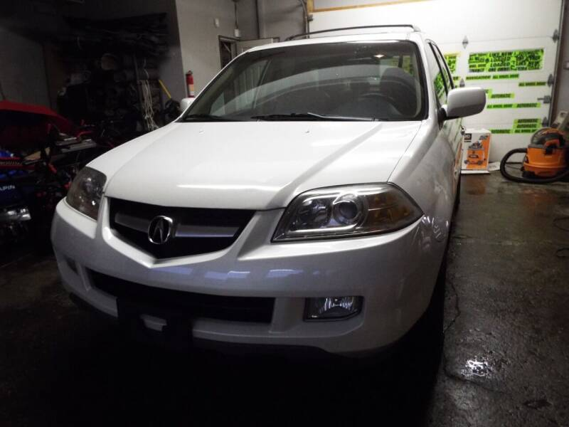 2006 Acura MDX for sale at FRIAS AUTO SALES LLC in Lawrence MA