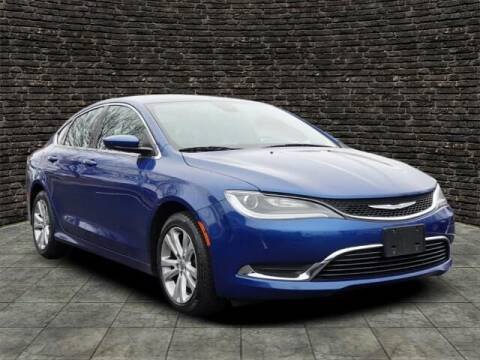 2016 Chrysler 200 for sale at Ron's Automotive in Manchester MD