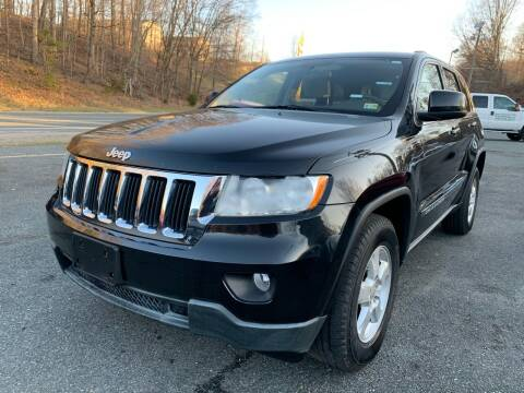 2012 Jeep Grand Cherokee for sale at D & M Discount Auto Sales in Stafford VA
