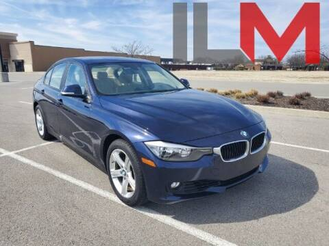 2014 BMW 3 Series for sale at INDY LUXURY MOTORSPORTS in Fishers IN