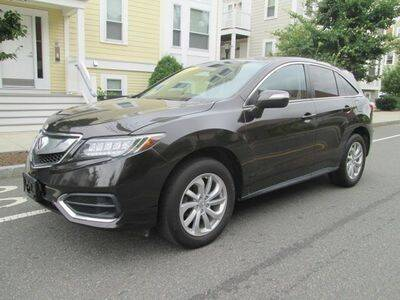 2017 Acura RDX for sale at Boston Auto Sales in Brighton MA