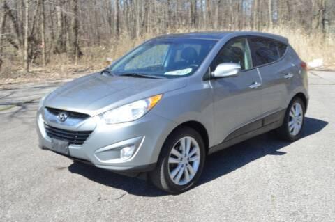 2013 Hyundai Tucson for sale at TKP Auto Sales in Eastlake OH