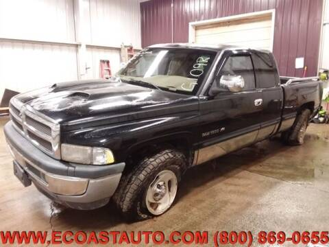 1999 Dodge Ram Pickup 1500 for sale at East Coast Auto Source Inc. in Bedford VA