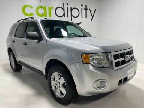 2011 Ford Escape for sale at Cardipity in Dallas TX