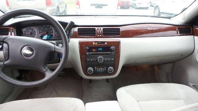 2008 Chevrolet Impala LT 4dr Sedan - Nicholasville KY