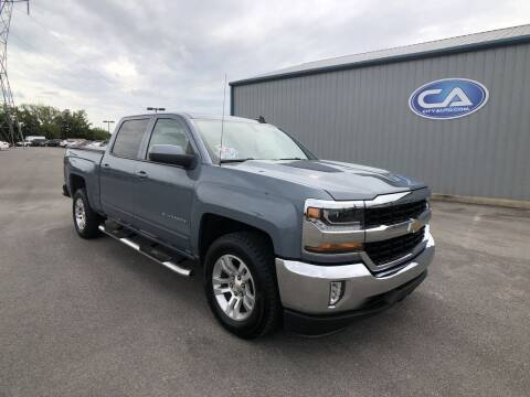 2016 Chevrolet Silverado 1500 for sale at City Auto in Murfreesboro TN