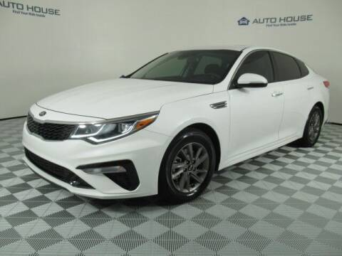 2020 Kia Optima for sale at Curry's Cars Powered by Autohouse - Auto House Tempe in Tempe AZ